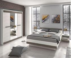 Attēls  Guļamistabas komplekts BLANCO 2