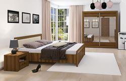 Attēls  Guļamistabas komplekts MOCCA Nr.1