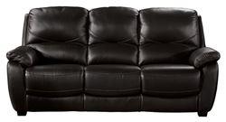 Attēls  Ādas dīvāns ROGERS 3R