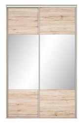 Attēls  Skapis ar spoguli NADIR SZF/160