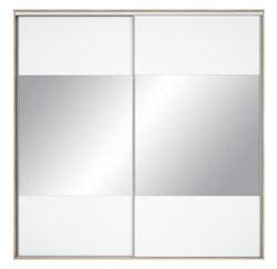 Attēls  Skapis ar spoguli NADIR SZF/230