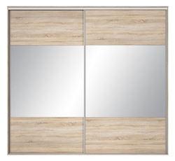 Attēls  Skapis ar spoguli NADIR SZF/250