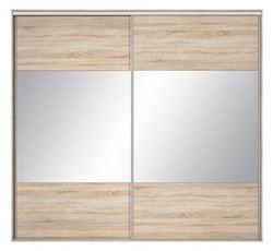 Attēls  Skapis ar spoguli NADIR SZF/260