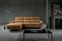 Attēls  Ādas stūra dīvāns TIVOLI
