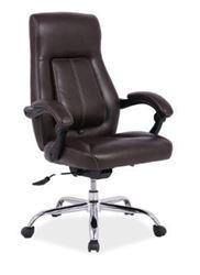 Attēls  Ādas biroja krēsls BOSS