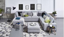 Attēls  Stūra dīvāns LIAM