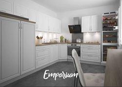 Attēls  Virtuves iekārta EMPORIUM Nr.2 (Lava)