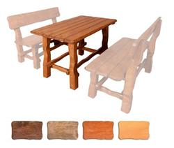 Attēls  Dārza galds MO 211 (4 krāsas)
