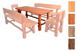 Attēls  Dārza galds MO 212 (4 krāsas)