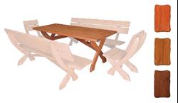 Attēls  Dārza galds MO 104 (3 krāsas)