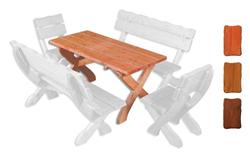 Attēls  Dārza galds MO 105 (3 krāsas)