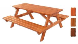 Attēls  Dārza galds ar soliem MO 110 (3 krāsas)