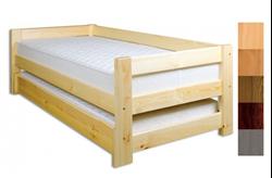 Attēls  Divvietīga gulta LK 134 (90 cm)