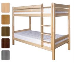 Attēls  Divstāvu gulta LK 136 (90 cm) (divvietīga)