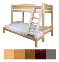 Attēls  Divstāvu gulta LK 155 (trīsvietīga)