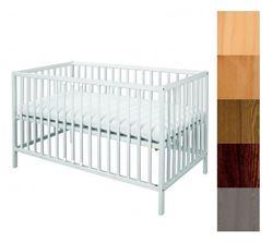 Attēls  Bērnu gultiņa LK 143 (60 cm)