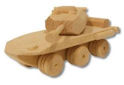 Attēls  Koka rotaļlieta AD 104