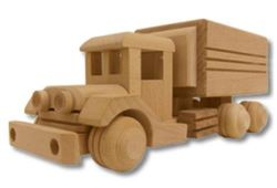Attēls  Koka rotaļlieta AD 105