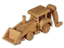 Attēls  Koka rotaļlieta AD 107