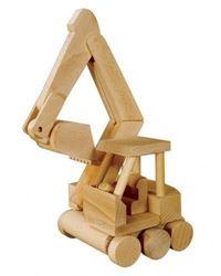Attēls  Koka rotaļlieta AD 115