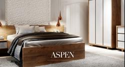 Attēls Guļamistabas komplekts ASPEN