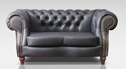 Attēls  Ādas dīvāns CAPA 2N