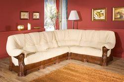 Attēls  Ādas stūra dīvāns EXODUS 2N3