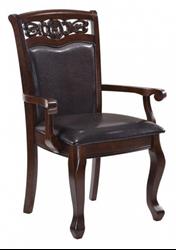 Attēls  Koka krēsls LOUISIANA ARM (2 krāsas)