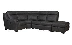Attēls  Stūra dīvāns MONTANA L/P (Audums)