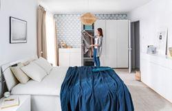 Attēls  Guļamistabas komplekts WAVE