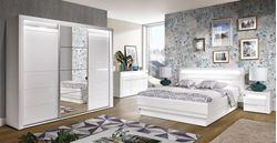 Attēls  Guļamistabas komplekts IRMA Nr. 1