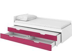 Attēls  Bērnu divvietīgā gulta Y19Y20 YETI
