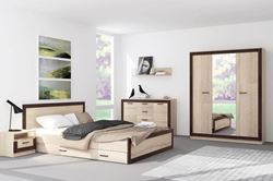 Attēls  Guļamistabas komplekts BOSS Nr. 2