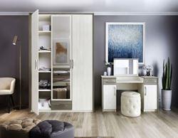 Attēls  Guļamistabas komplekts SARA Nr. 2