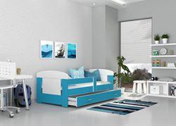 Attēls  Bērnu gulta FILIP (140 cm)(5 krāsas)