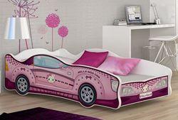 Attēls  Bērnu gulta CARS (160 cm)