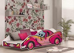 Attēls  Bērnu gulta CARS (180 cm)
