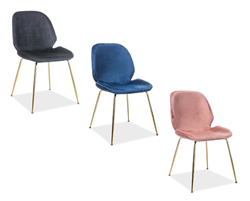 Attēls  Krēsls ADRIEN VELVET (3 krāsas)