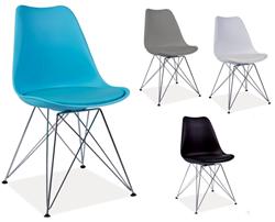 Attēls  Krēsls TIM (4 krāsas)