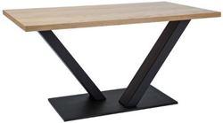 Attēls  Ozolkoka galds VECTOR 180