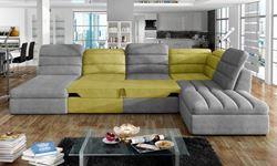 Attēls  Stūra dīvāns MODEO XL (izvelkams)