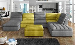 Attēls  Stūra dīvāns MODEO XL II (izvelkams)