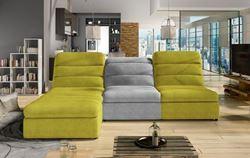 Attēls  Stūra dīvāns MODEO MINI (izvelkams)