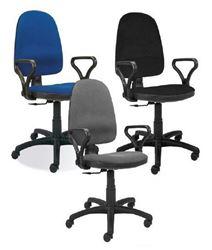 Attēls  Biroja krēsls BRAVO (3 krāsas)