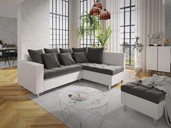 Attēls  Stūra dīvāns ARON
